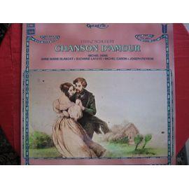 schubert,michel caron,chanson d'amour