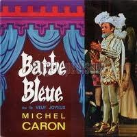 ortf,michel caron,barbe bleue,théâtre de paris