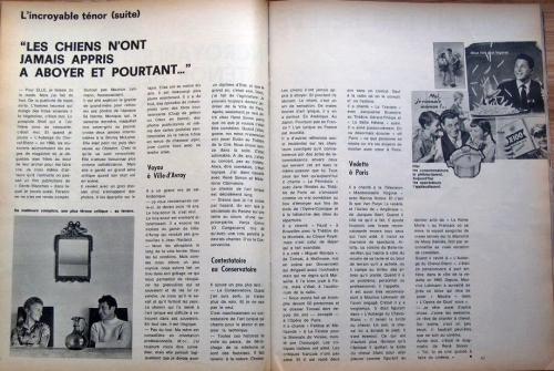 michel caron,cinéma,musique,opéra,théâtre